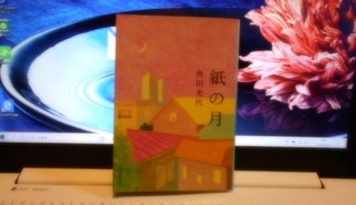 「紙の月」読書感想 著者 角田光代|お金がお金に見えなくなったら
